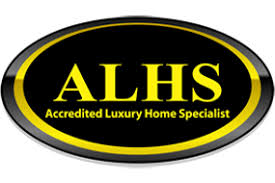 Accredited Luxury Home Specialist logo