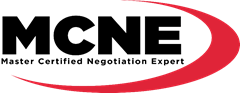 Master Certified Negotiation Expert logo